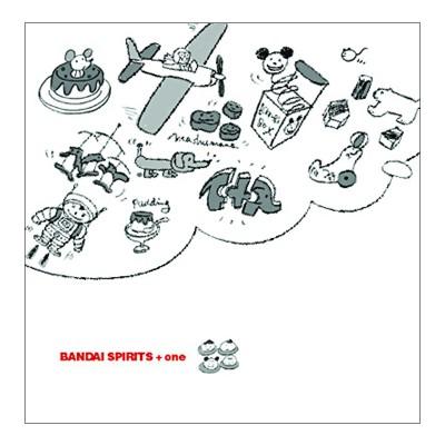 会社案内コンペ「BANDAI SPIRITS+one」